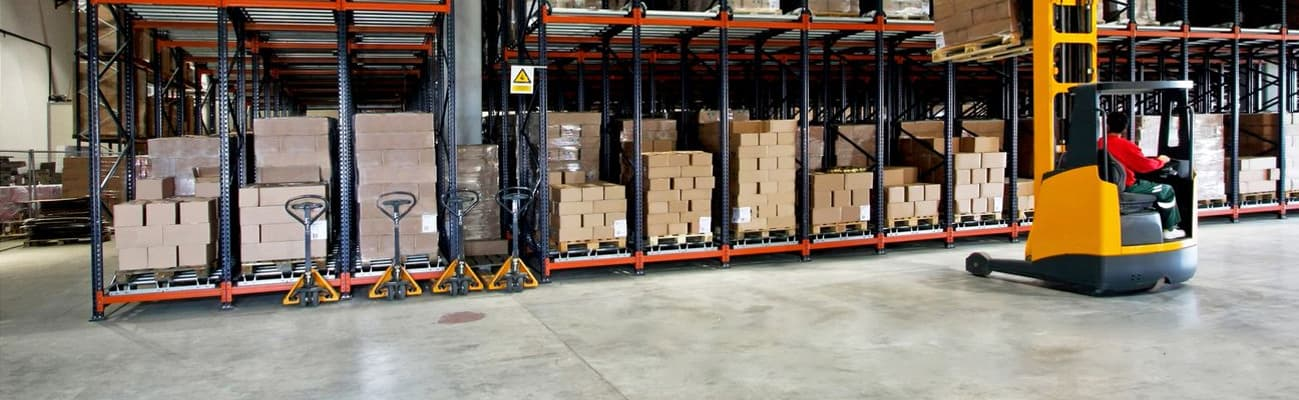 We have 200,000 square feet of warehouse, fully stocked and ready for quick shipment.